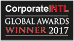 2017年グローバル賞」GLOBAL AWARDS WINNER 2017を受章
